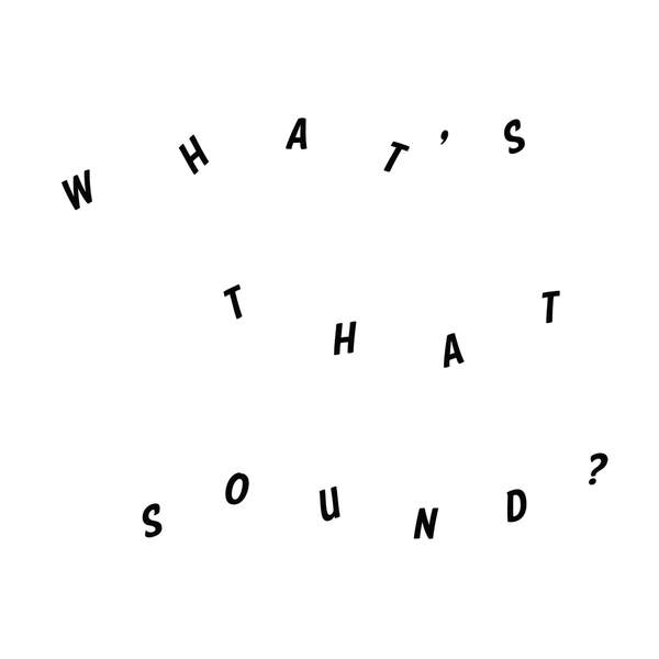 Daniel Woolhouse - What's That Sound? (2016)