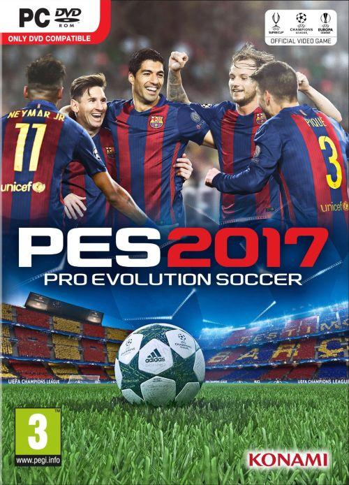 Pro Evolution Soccer 2017 / PES 2017 (2016) CPY