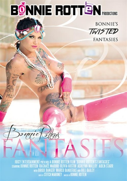Bonnie Rottens Fantasies (720p) Cover