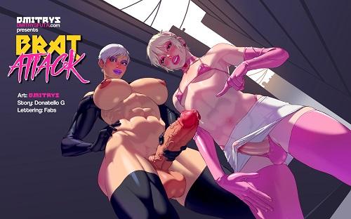 comics hentai Dmitrys futa