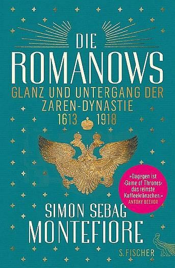 Die Romanows - Glanz und Untergang der Zarendynastie 1613-1918