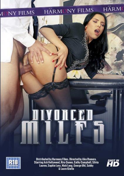 Divorced Milfs Cover