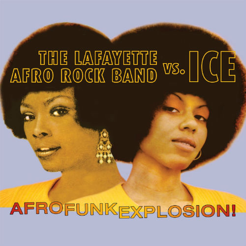 Afro Funk Explosion (2016)