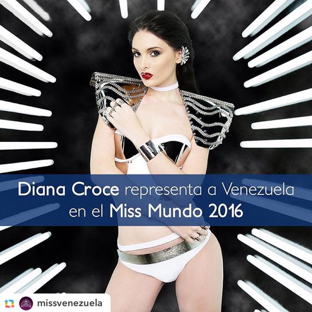diana croce, 2nd runner-up de miss international 2017/miss world venezuela 2016. Ihdtjaax