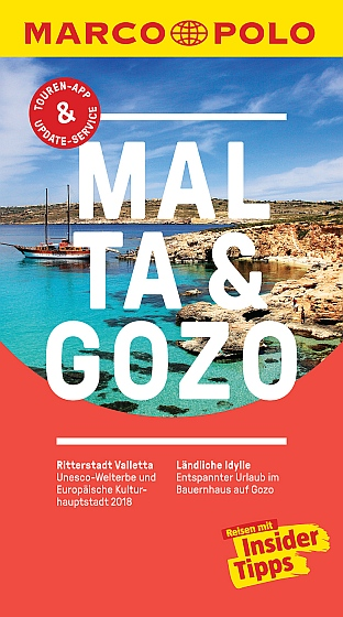Marco Polo - Reiseführer - Malta & Gozo