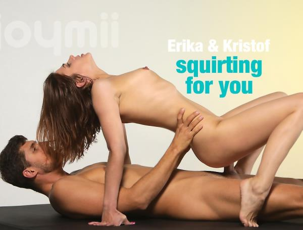 Erika K - Squirting For You