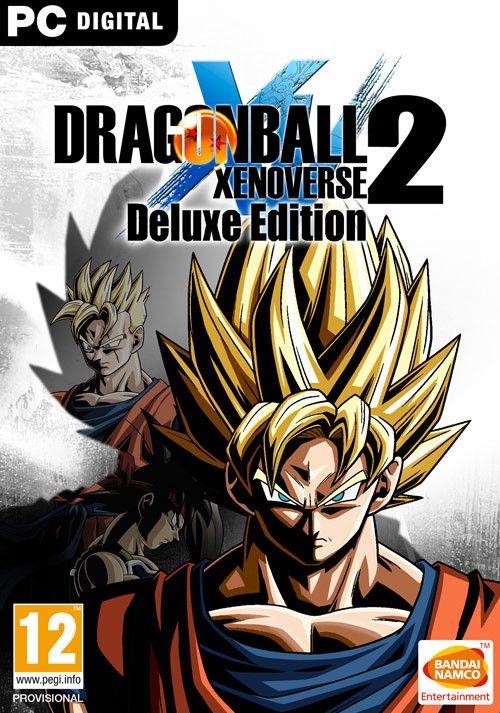 Dragon Ball: Xenoverse 2 (2016) CODEX / Polska wersja jêzykowa