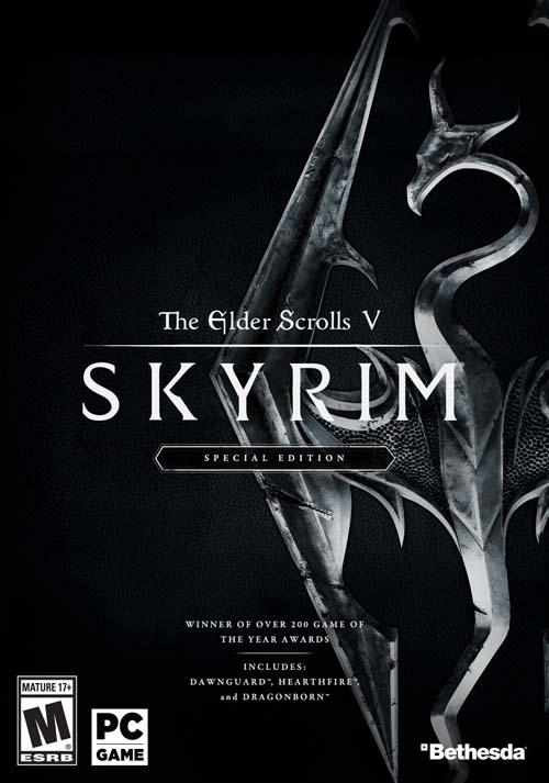 The Elder Scrolls V: Skyrim Special Edition (2016) v1.4.2.0.8 SteamRip by LetsPlay / Polska Wersja Językowa