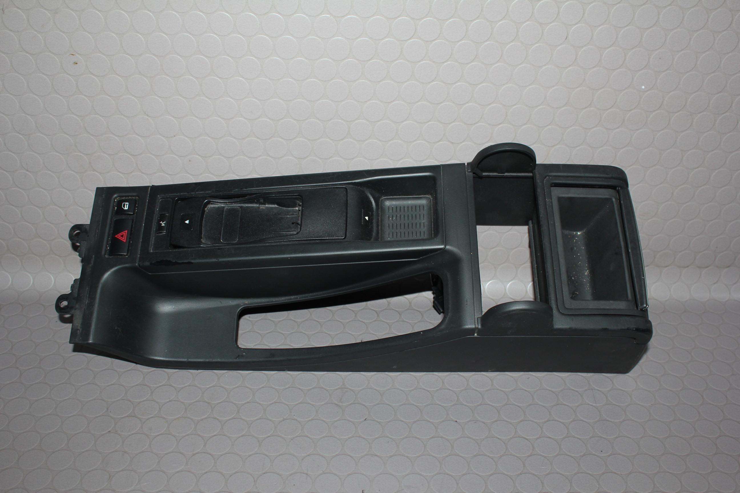 Bmw e46 320d 110kw bracciolo centrale console travestimento 8213680 ebay - Console centrale bmw e46 ...