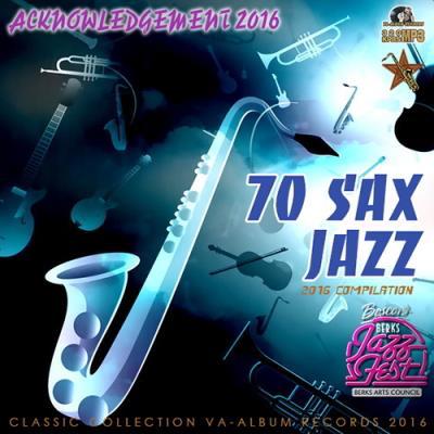 70 Sax Classic Jazz (2016)