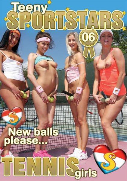 Teeny Sportstars 6 (720p) Cover