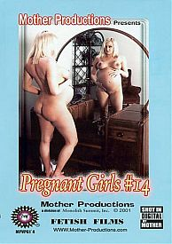 Pregnant Girls #14 Cover