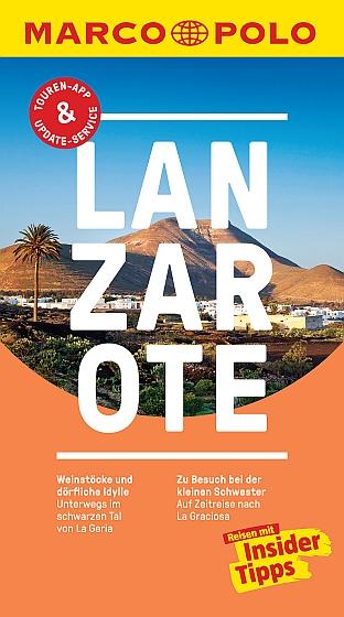 Marco Polo - Reiseführer - Lanzarote