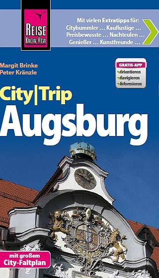 Reisehandbuch - Citytrip - Augsburg