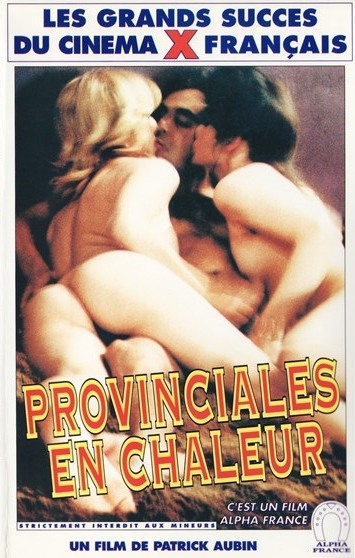 Provinciales En Chaleur (1981) Cover