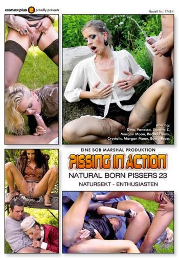Pissing In Action 23 Natural Born Pissers (720p) Cover