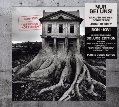 Bon Jovi - This House Is Not For Sale [Saturn Deluxe Edition] (2016)