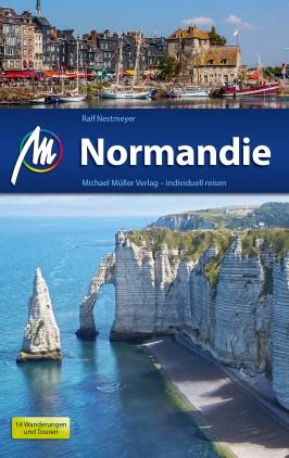 Normandie - Reisehandbuch (Michael Müller)