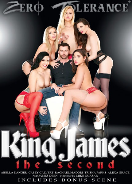 King James 2 Cover