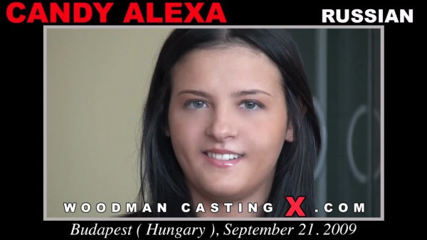 Candy Alexa - Woodman Casting X 1080p Cover