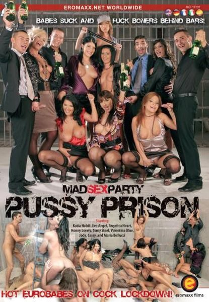 Mad Sex Party Pussy Prison 720p Cover