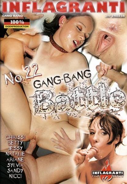 Gang-Bang Battle 22 Cover