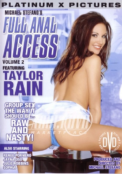 Full Anal Access 2 Cover