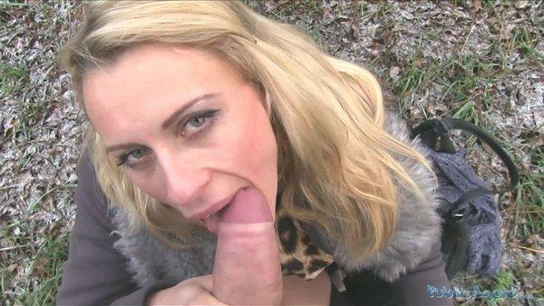 Brittany - Cold big cock but a warm wet pussy E356 2016