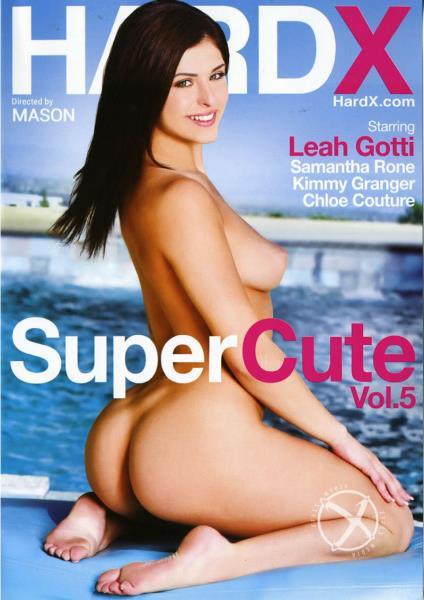 Super Cute 5 Cover