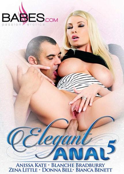 Elegant Anal 5 Cover