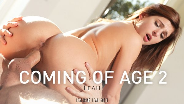 Leah Gotti -  Coming of Age 2, James, Leah 2016