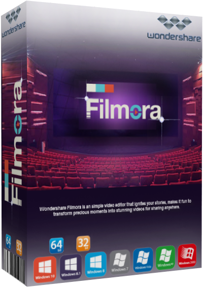 Wondershare Filmora v9.0.4.4 (x64) + Portable