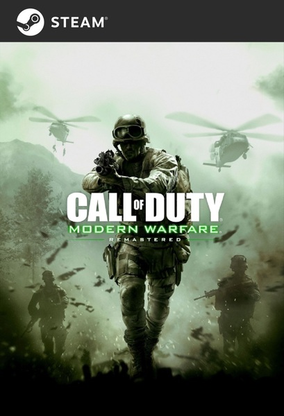 Call of Duty Modern Warfare Remastered MULTi2 – x.X.RIDDICK.X.x