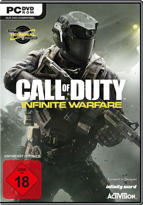 Call of Duty Infinite Warfare – RELOADED