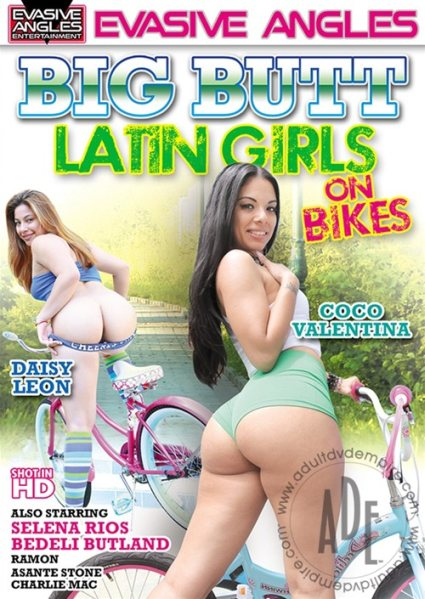 Big Butt Latin Girls On Bikes (720p) Cover