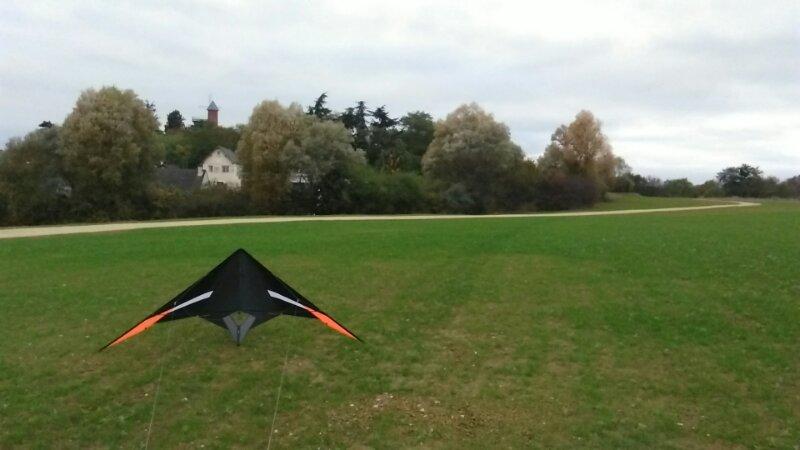 Spot de vol de la butte d'Orgemont dans le département du Val-d'Oise (95) 67cxj6w2