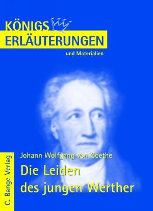 Johann Wolfgang von Goethe - Die Leiden des jungen Werther - Königs Erläuterungen