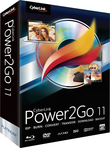 CyberLink Power2Go Platinum 11.0.1422.0 Multilanguage