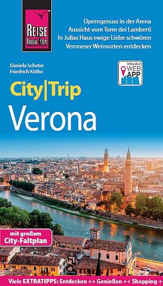Reisehandbuch - Citytrip - Verohna