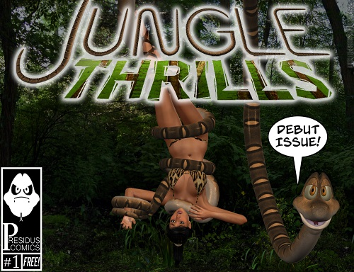 Presidus - Jungle Thrills 1-4