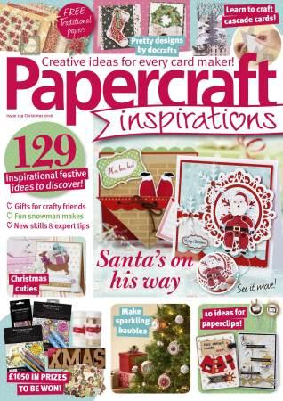 Papercraft Inspirations №159  2016