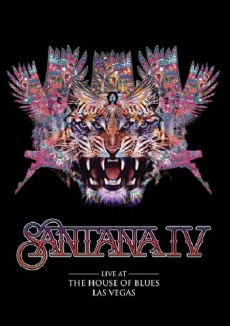 Santana IV - Live at the House of Blues Las Vegas (2016) DVD9