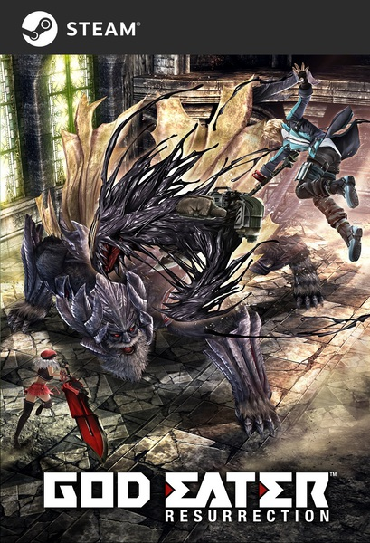 God Eater Resurrection MULTi6 – x.X.RIDDICK.X.x