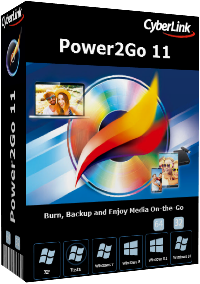 CyberLink Power2Go Platinum Retail v11.0.2830.0