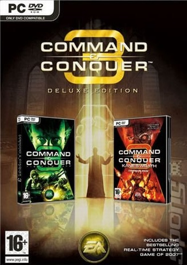 Command and Conquer Tiberium Wars Complete Edition MULTi2 – RAF