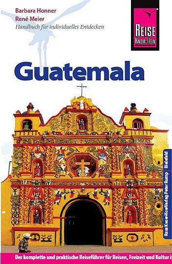 Reisehandbuch - Guatemala