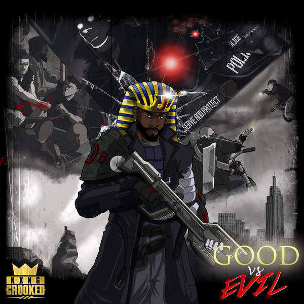 KXNG Crooked - Good vs Evil (Deluxe Edition) (2016)
