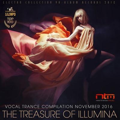 The Treasure Of Illumina: Vocal Trance (2016)