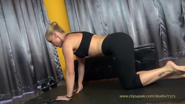 K workout 7 - Kathia Nobili - 10/6/16