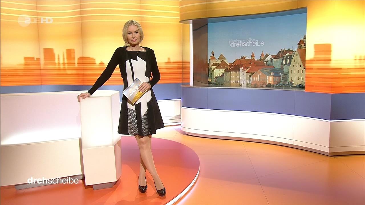 Babette von Kienlin in Hallo Deutschland am 13.02.2016